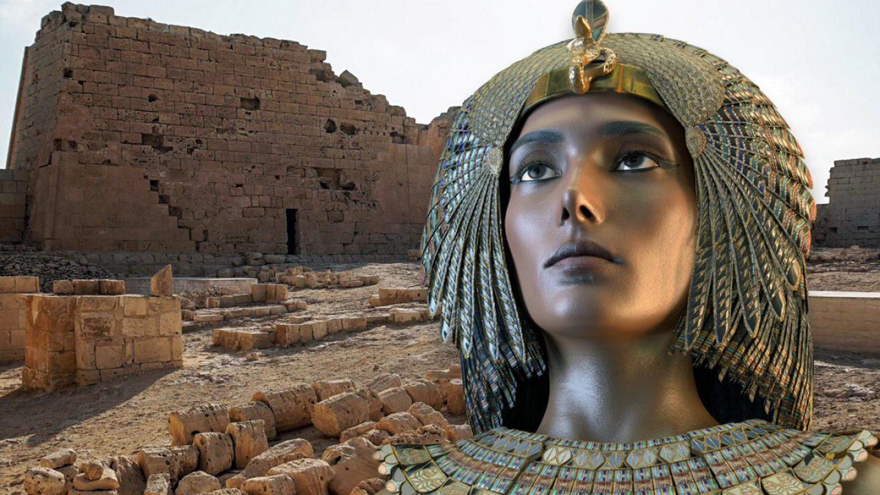 Where is Cleopatra's tomb?