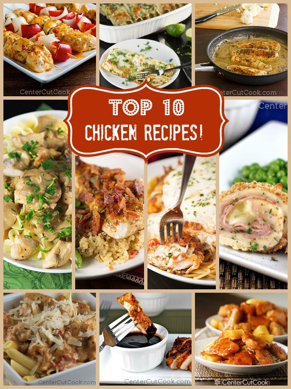 Top 10 Chicken Recipes That You Must Try