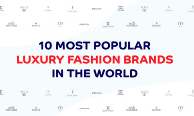 Top 10 Most Popular Fashion Brands
