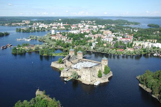 Town of Savonlinna - Picture of Savonlinna, Southern Savonia - Tripadvisor