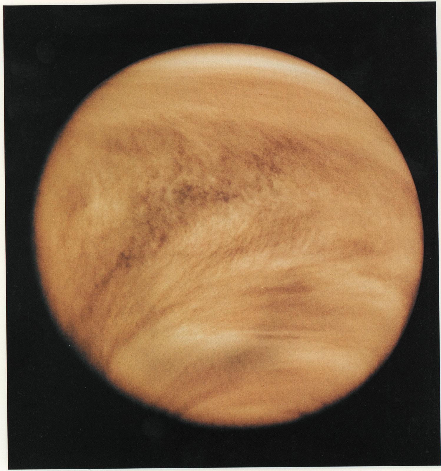 Venus | Facts, Size, Surface, & Temperature | Britannica