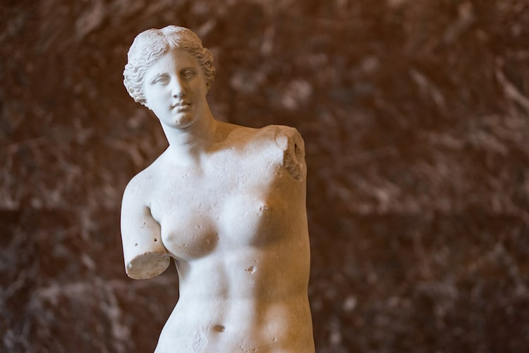 The History of the Venus de Milo Statue, an Ancient Greek Sculpture