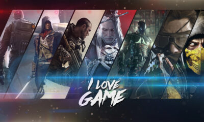 video games collage wide