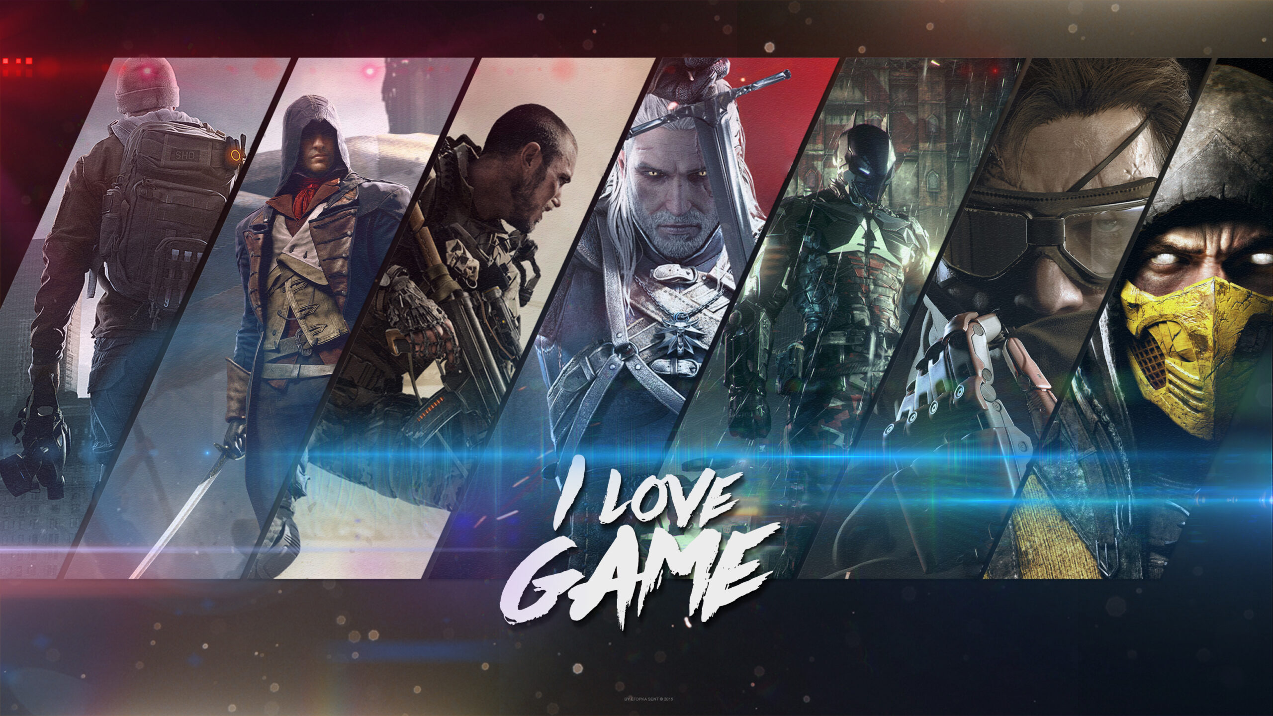 video games collage wide scaled