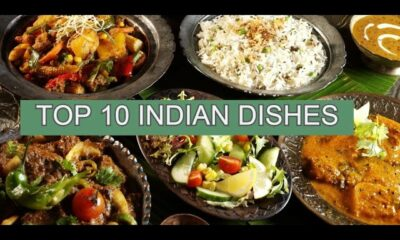 Top 10 Most Popular Indian Dishes